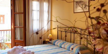 Lägenhet på hotell Iapetos Village på Symi, Grekland.