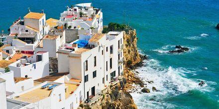 Stadsdelen Sa Penya på Ibiza är känd för sitt nattliv.