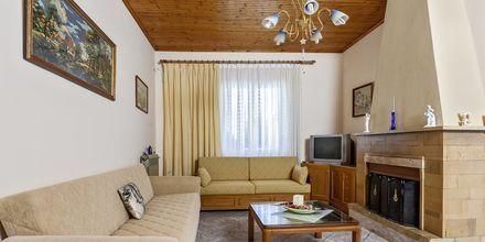 Trerumslägenhet på hotell Ilias på Alonissos, Grekland.