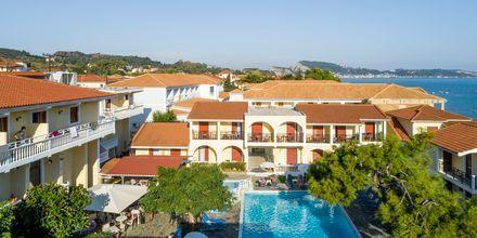Hotell Iliessa Beach i Argassi på Zakynthos, Grekland.