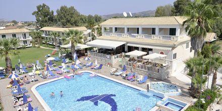 Pool på hotell Ilios i Laganas, Zakynthos.
