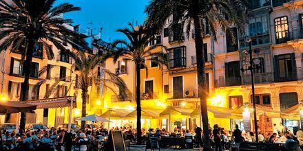 Palma på Mallorca, Spanien.