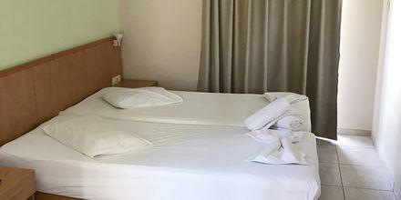 Enrumslägenhet på hotell Imperial på Kos, Grekland.
