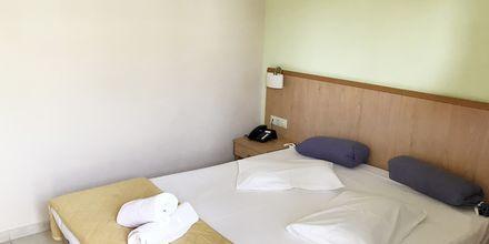 Tvårumslägenhet på hotell Imperial på Kos, Grekland.