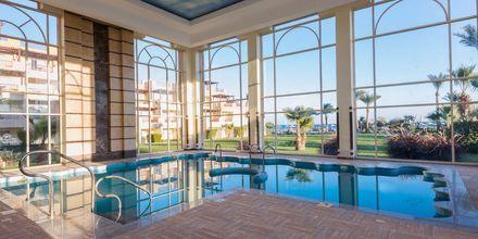 Inomhuspool på hotell Imperial Shams Abu Soma i Abu Soma, Egypten.