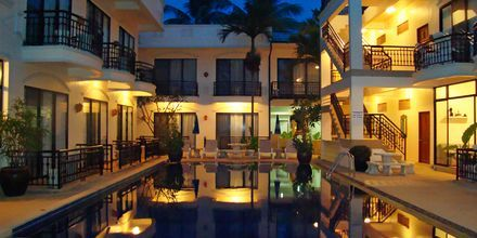 Hotell In on the beach, Karon Beach.
