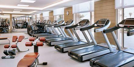 Gym på InterContinental Doha i Doha, Qatar.