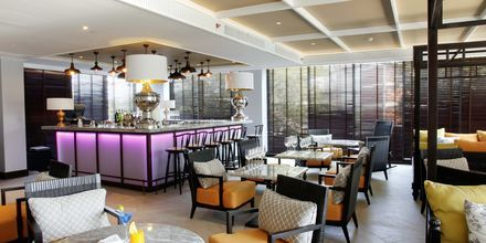Saraan Lounge på Intercontinental Hua Hin Resort i Thailand.
