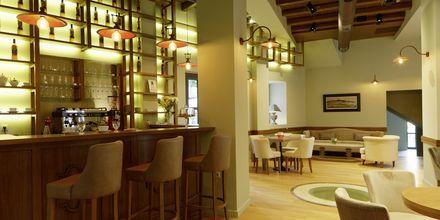 Bar på hotell Ionia Suites i Rethymnon på Kreta.