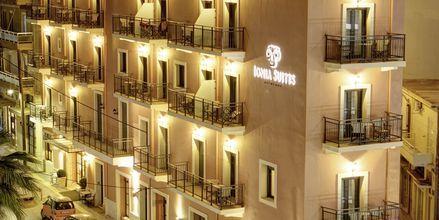 Hotell Ionia Suites i Rethymnon på Kreta.