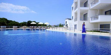 Pool på hotell Ionioan Theoxenia i Kanali, Grekland.