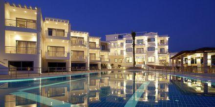 Hotell Ionioan Theoxenia i Kanali, Grekland.