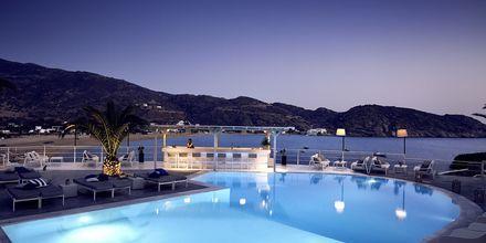 Ios Palace på Ios i Grekland.