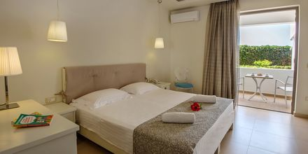 Enrumslägenhet på hotell Iperion i Rethymnon, kreta.