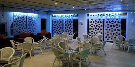 Lobby på hotell Irina Beach i Tigaki på Kos, Grekland.
