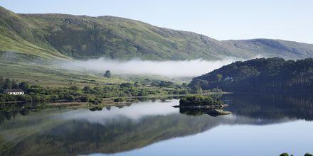Connemara Nationalpark är en makalös plats på Irland.