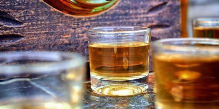 Whiskey har tillverkats i Irland sedan 1600-talet.
