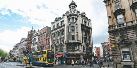 Dublin är Irlands huvudstad.