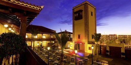 Hotell Isabel i Playa de las Americas på Teneriffa.