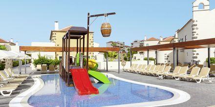Barnpool på hotell Isabel i Playa de las Americas på Teneriffa.