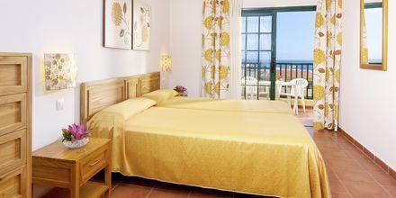 Tvårumslägenheter på hotell Isabel i Playa de las Americas på Teneriffa.
