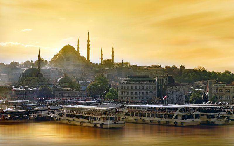Flyg och hotell till istanbul