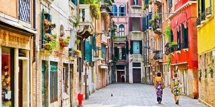 Venedig i Italien.
