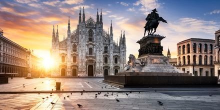 Milano, Italien.
