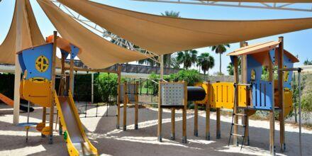 Lekplats på hotell JA Beach i Dubai.