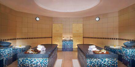 Spa/Hamam på hotell JA Beach i Dubai.