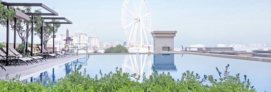 Hotell JA Ocean View i Dubai, Förenade Arabemiraten.