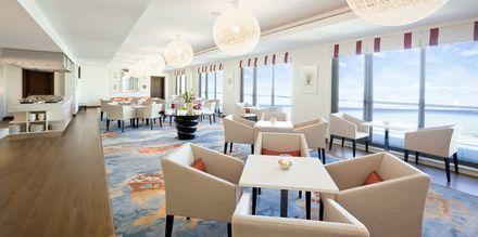Executive loungen på hotell JA Ocean View i Dubai, Förenade Arabemiraten.