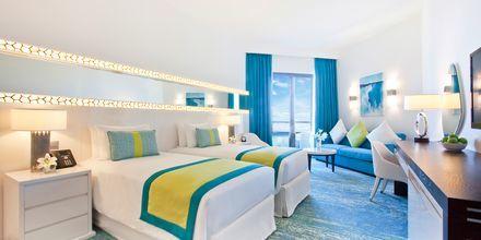 Superiorrum på hotell JA Ocean View i Dubai, Förenade Arabemiraten.