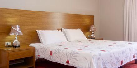 Dubbelrum på hotell Jaroal i Saranda, Albanien
