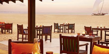 Restaurang på Jetwing Blue i Negombo, Sri Lanka