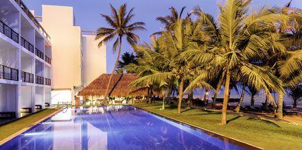 hotell Jetwing Sea i Negombo på Sri Lanka.