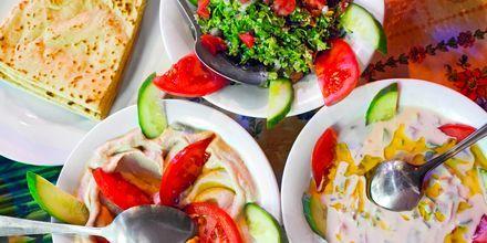 De jordanska smakerna.
