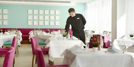 Restaurang på hotell JS Palma Stay i Playa de Palma på Mallorca.