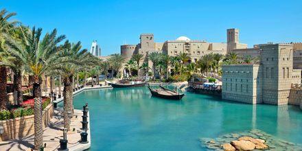 Souk Madinat i Jumeirah Beach, Förenade Arabemiraten.