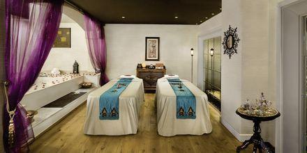 Ottoman spa på hotell Jumeirah Zabeel Saray på Dubai Palm Jumeirah, Förenade Arabemiraten.