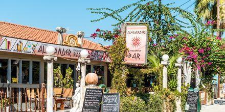 Restaurang i Kalamaki på Zakynthos.
