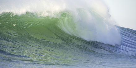 Kaliforniens vågor lockar surfare.