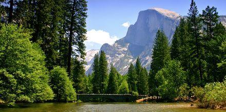Yosemite nationalpark.