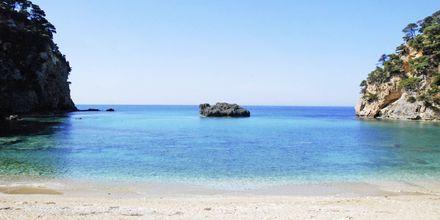 Kanaliområdet i Grekland.