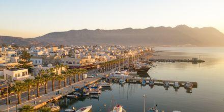 Vackra Kardamena på Kos, Grekland.