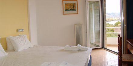 Dubbelrum på Kardamili Beach Hotel i Kardamili, Grekland.