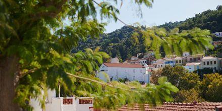 Karlovassi på Samos, Grekland.