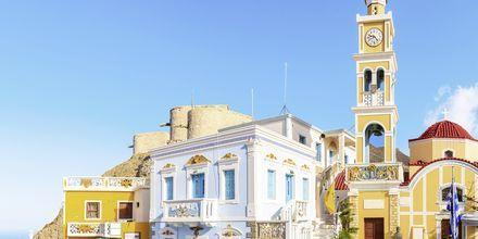 Olympos på Karpathos