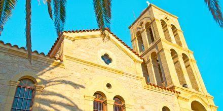 Kyrka i Kastelli på Kreta.