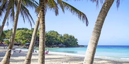 Kata Beach på Phuket i Thailand.
